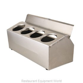 Alegacy Foodservice Products Grp CCLTC4S Topping Dispenser, Ambient