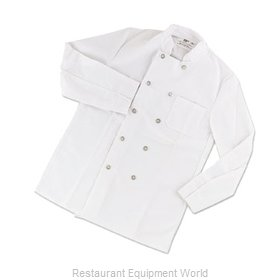 Alegacy Foodservice Products Grp CCW1S Chef's Coat