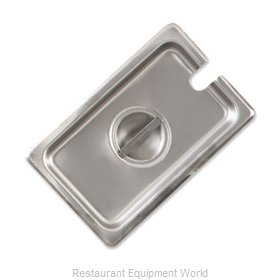 Alegacy Foodservice Products Grp CP2002NC Steam Table Pan Cover, Stainless Steel