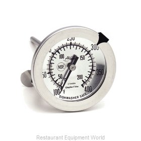 Alegacy Foodservice Products Grp CT84004 Thermometer, Deep Fry / Candy