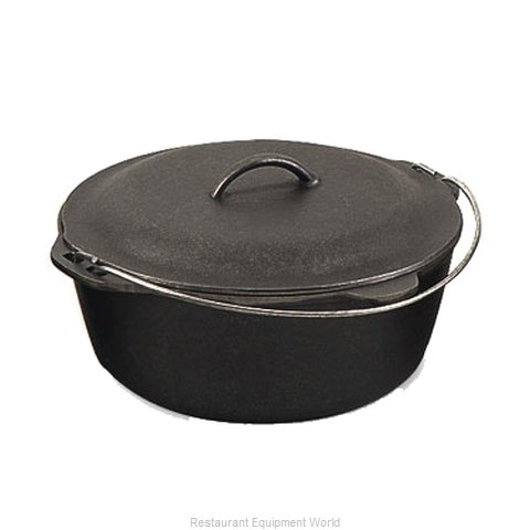Alegacy Foodservice Products Grp DO10 Cast Iron Dutch Oven
