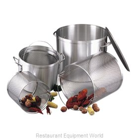 Alegacy Foodservice Products Grp EB16 Stock / Steam Pot, Steamer Basket