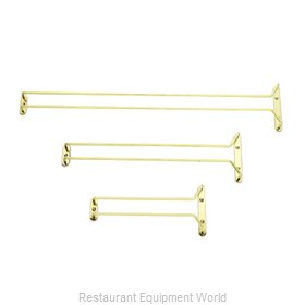 Alegacy Foodservice Products Grp GR10 Glass Rack, Hanging