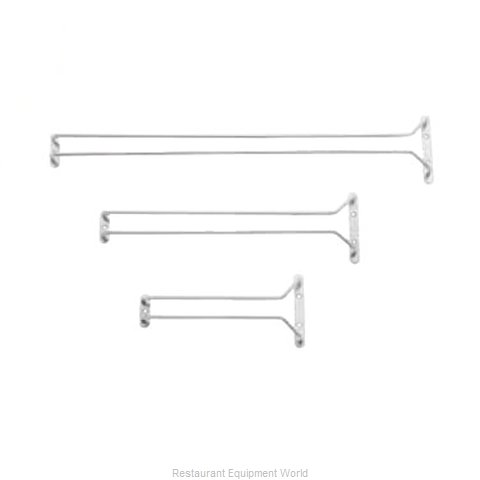 Alegacy Foodservice Products Grp GR24C Glass Rack, Hanging
