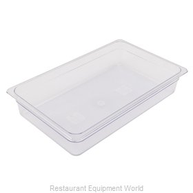 Alegacy Foodservice Products Grp PC22004 Food Pan, Plastic