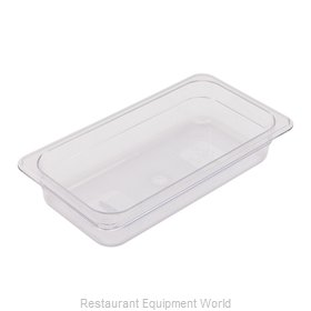 Alegacy Foodservice Products Grp PC22132 Food Pan, Plastic