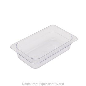Alegacy Foodservice Products Grp PC22142 Food Pan, Plastic
