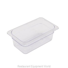 Alegacy Foodservice Products Grp PC22144 Food Pan, Plastic