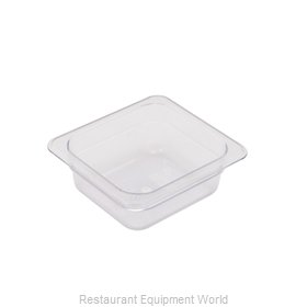 Alegacy Foodservice Products Grp PC22162 Food Pan, Plastic