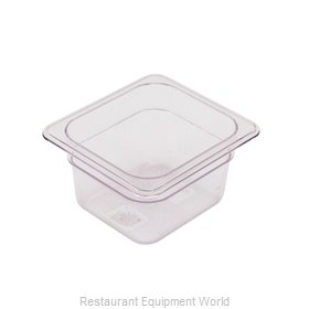 Alegacy Foodservice Products Grp PC22164 Food Pan, Plastic