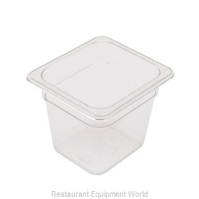 Alegacy Foodservice Products Grp PC22166 Food Pan, Plastic