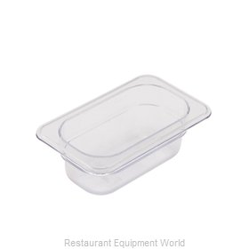 Alegacy Foodservice Products Grp PC22192 Food Pan, Plastic