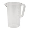 Taza Medidora, Plástico