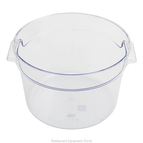 Alegacy Foodservice Products Grp PCSC10R Food Storage Container, Round