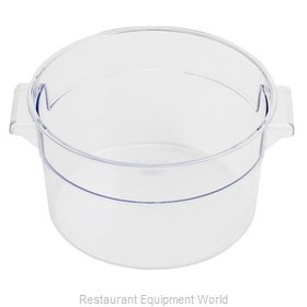 Alegacy Foodservice Products Grp PCSC2R Food Storage Container, Round