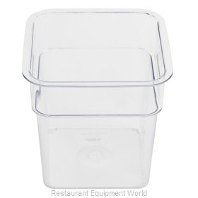 Alegacy Foodservice Products Grp PCSC3S Food Storage Container, Square
