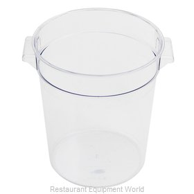 Alegacy Foodservice Products Grp PCSC4R Food Storage Container, Round