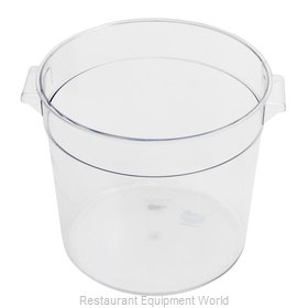 Alegacy Foodservice Products Grp PCSC6R Food Storage Container, Round