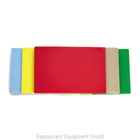 Alegacy Foodservice Products Grp PEL1218MBL-S Cutting Board