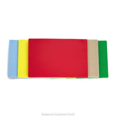 Alegacy Foodservice Products Grp PEM1824MY Cutting Board, Plastic
