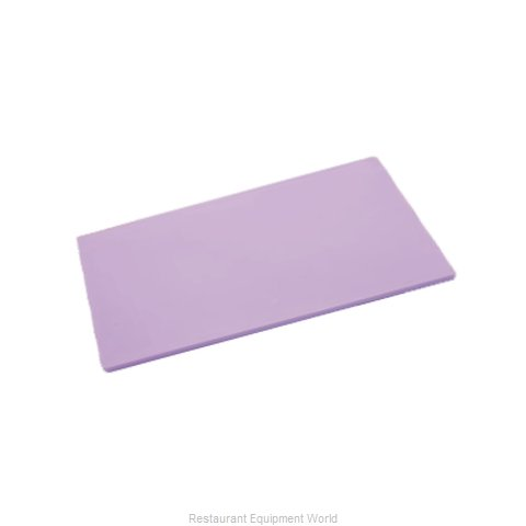 Alegacy Foodservice Products Grp PER1218MP Cutting Board, Plastic