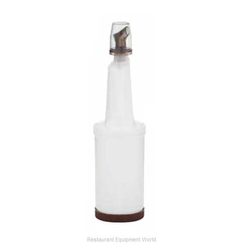 Alegacy Foodservice Products Grp PQ1BR Drink Bar Mix Pourer Complete Unit