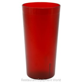 Alegacy Foodservice Products Grp PT20R Tumbler, Plastic