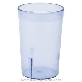 Alegacy Foodservice Products Grp PT8B Tumbler, Plastic