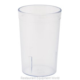 Alegacy Foodservice Products Grp PT8C Tumbler, Plastic