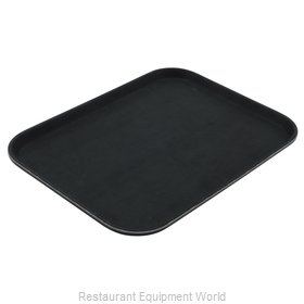 Alegacy Foodservice Products Grp RNST1216BLK Serving Tray, Non-Skid