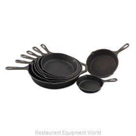Alegacy Foodservice Products Grp SK10 Cast Iron Fry Pan