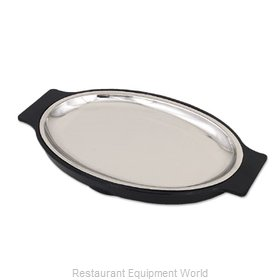 Alegacy Foodservice Products Grp SO128PU Sizzle Thermal Platter