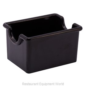 Alegacy Foodservice Products Grp SPH322BLK Sugar Packet Holder / Caddy