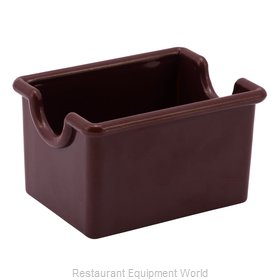 Alegacy Foodservice Products Grp SPH322BR Sugar Packet Holder / Caddy