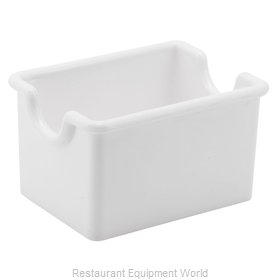 Alegacy Foodservice Products Grp SPH322WH Sugar Packet Holder / Caddy