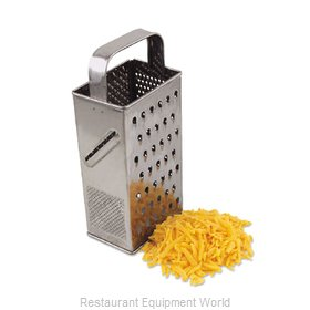 Alegacy Foodservice Products Grp SSG4 Grater, Manual