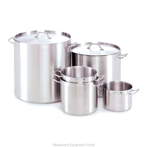 Alegacy Foodservice Products Grp SSSP16-S Induction Stock Pot