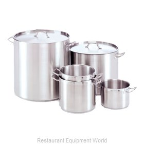 Alegacy Foodservice Products Grp SSSP8 Induction Stock Pot