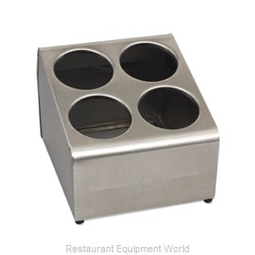 Alegacy Foodservice Products Grp TC4S Flatware Holder