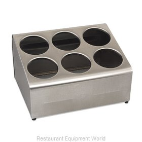 Alegacy Foodservice Products Grp TC6S Flatware Holder