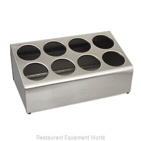 Alegacy Foodservice Products Grp TC8S Flatware Holder