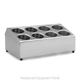 Alegacy Foodservice Products Grp TCD8 Flatware Holder