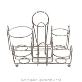 Alegacy Foodservice Products Grp WR4004 Condiment Caddy, Rack Only