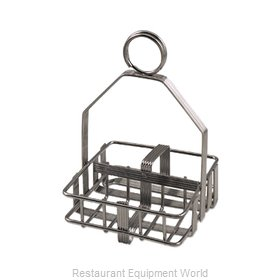 Alegacy Foodservice Products Grp WR6001 Condiment Caddy, Rack Only