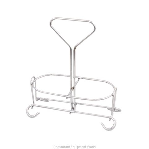 Alegacy Foodservice Products Grp WR6002 Condiment Caddy, Rack Only