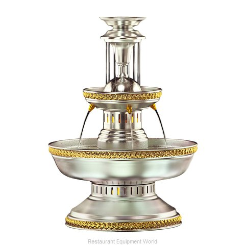Apex Fountain Sales 3003-GT Champagne Fountain (Magnified)