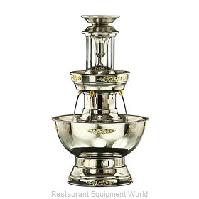 Apex Fountain Sales 4002-04-GT Champagne Fountain