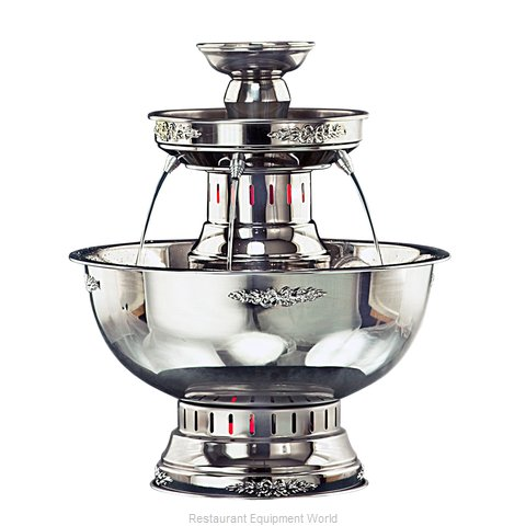 Apex Fountain Sales 4003-SS Champagne Fountain (Magnified)