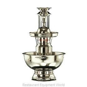 Apex Fountain Sales 4008-SS Champagne Fountain
