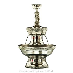 Apex Fountain Sales 4011-03-SS Champagne Fountain